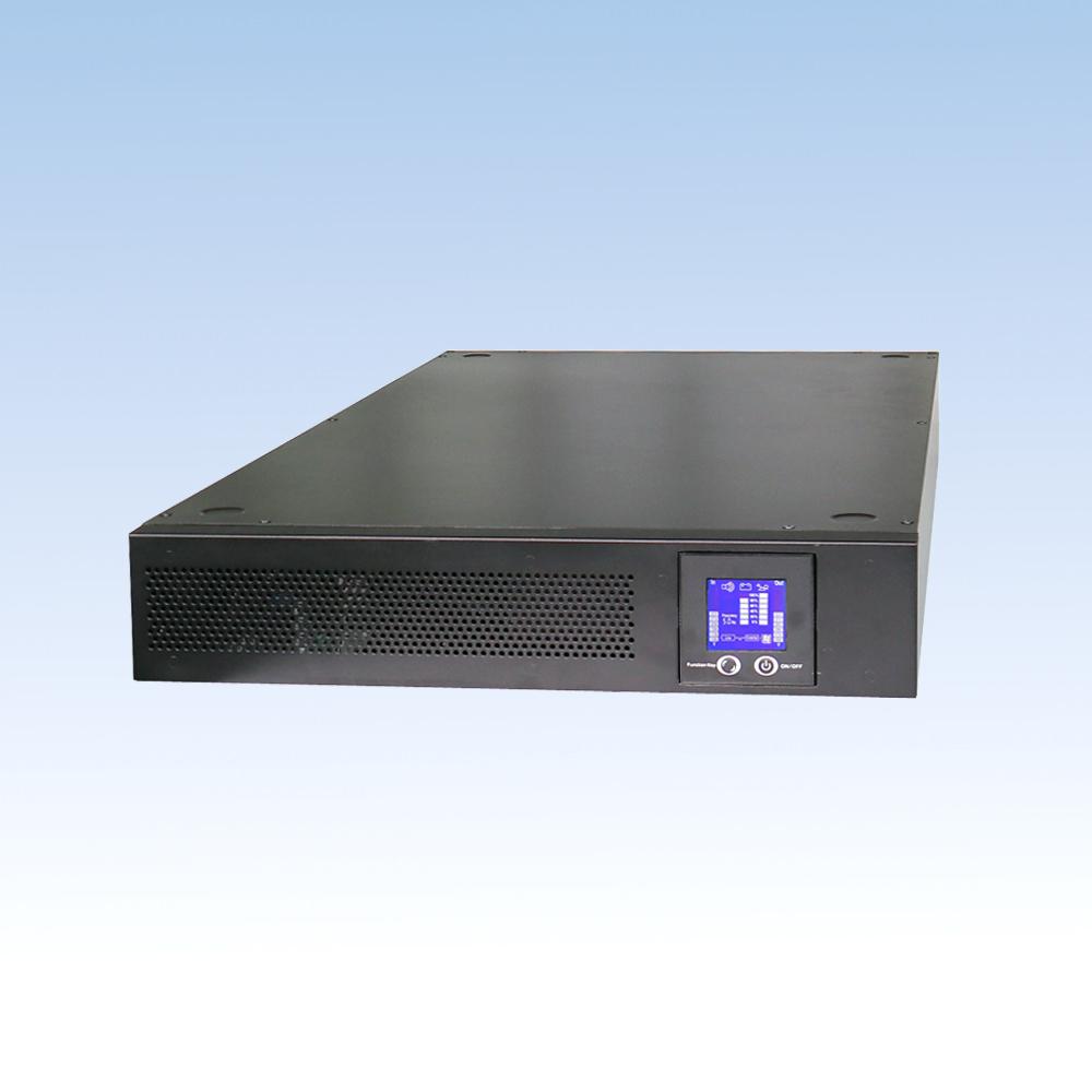 单相在线高频BH60L-X-RM/6KVA长机在线机架式UPS电源