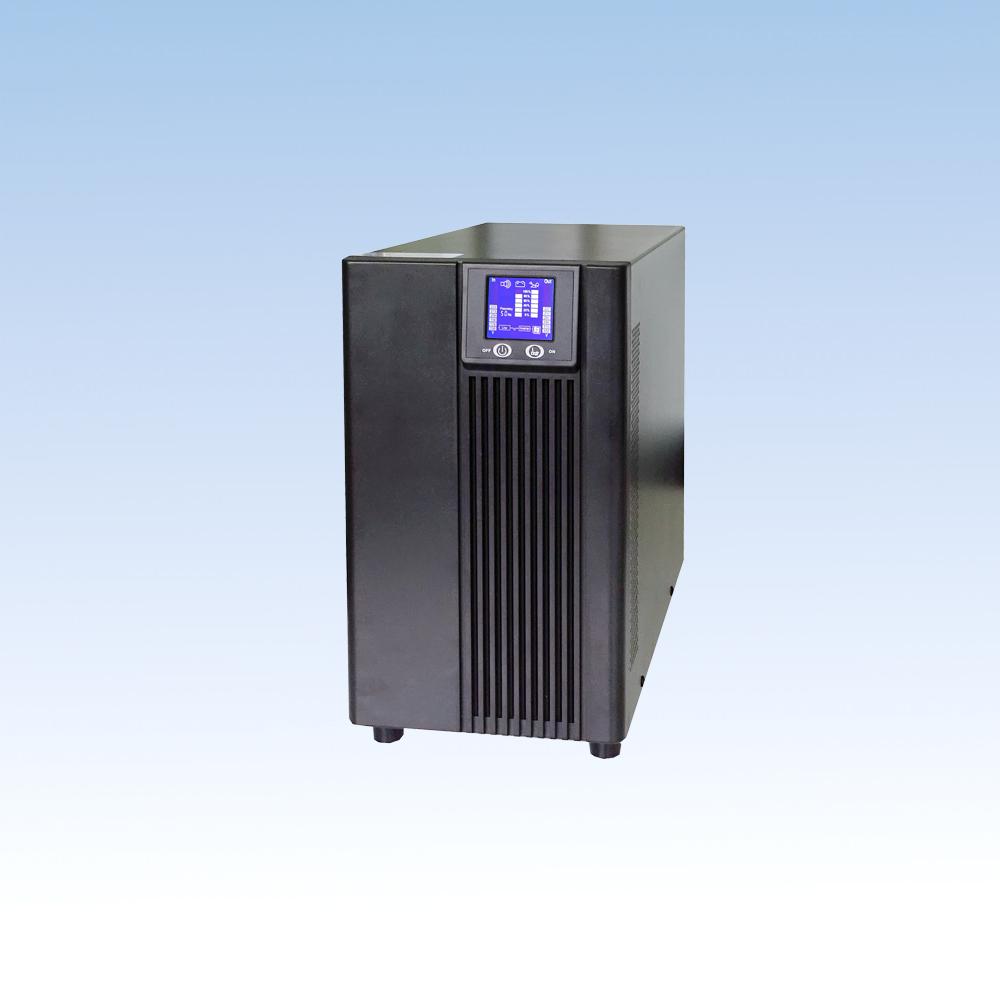 单相在线高频BH30S-X/3KVA标机(内置7AH*6/8节)UPS电源
