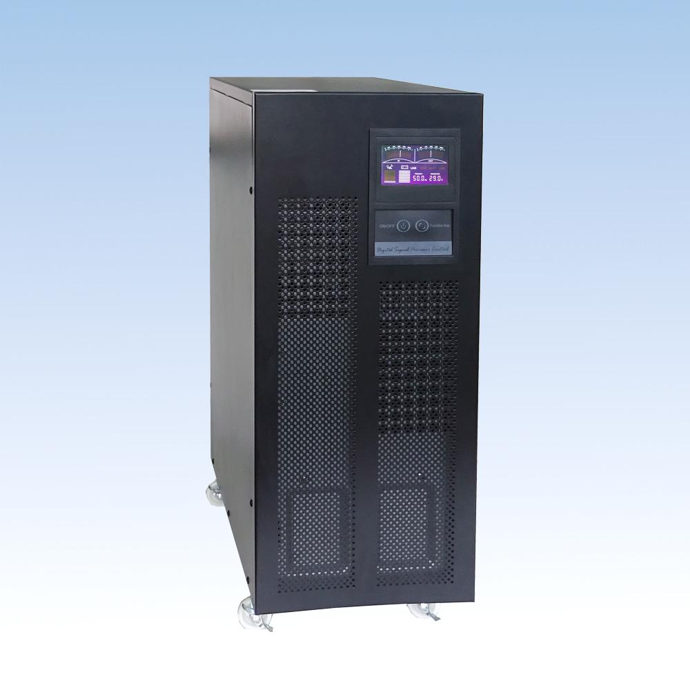 单相在线高频BH60S-X/6KVA标机(内置7AH*16节)UPS电源