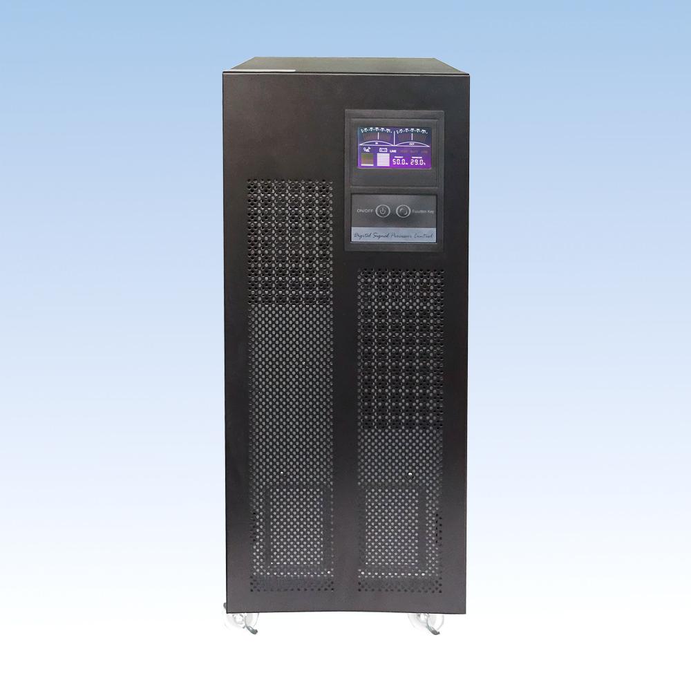 单相在线高频BH100S-X/10KVA标机(内置7AH*16节)UPS电源
