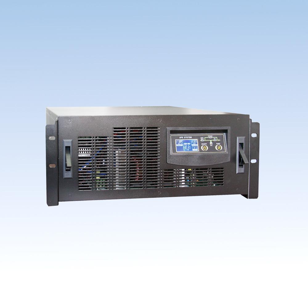 单相在线高频BH100L-RM/10KVA/192VDC长延时机架式4U UPS电源