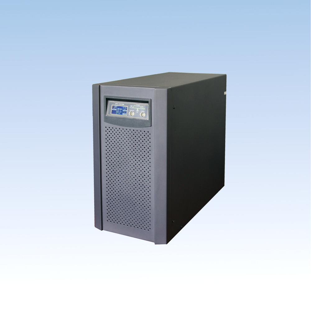 单相在线高频BH60L/6KVA/192VDC 长延时  UPS电源