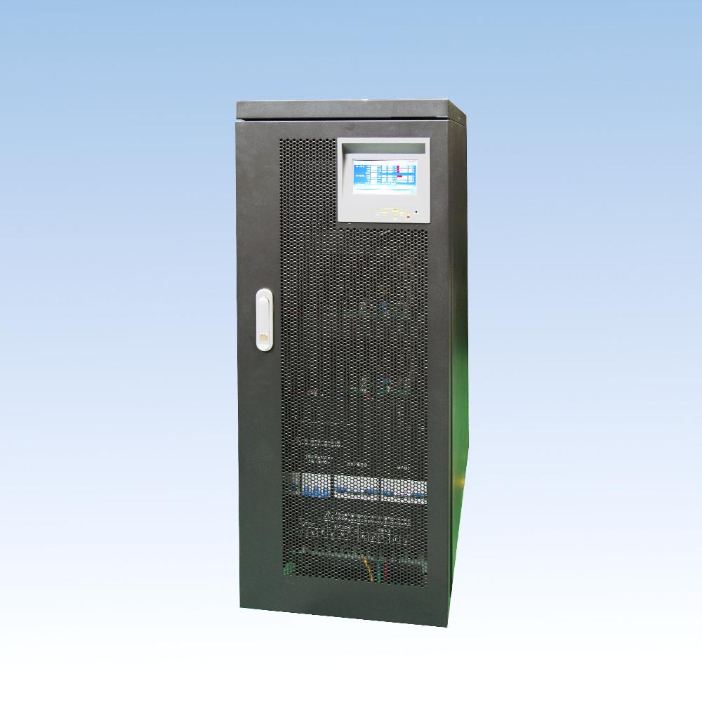 三相在线  IGBT整流  DT300L33/30KVA(±168-±192VDC)三进三出UPS电源