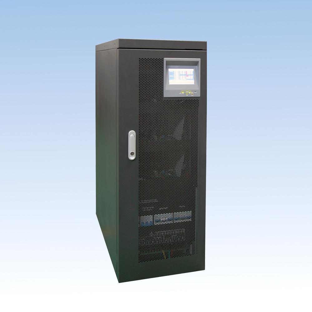 三相在线  IGBT整流  DT100L33/10KVA(±168-±192VDC)三进三出UPS电源