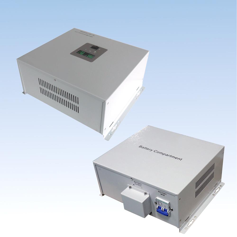 全橋逆變高頻HID系列 HID2400/24V/1440W  電梯控制、照明、通風專用UPS