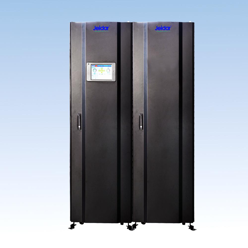 微模块一体化机柜JCS2010-A/不含空调/单进单出/双机柜