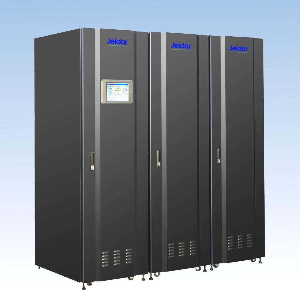 微模塊一體化機柜JCS3015-B/含空調/三進單出/三機柜