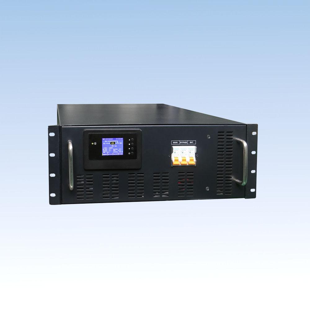 JY30L-RM/3KVA/96VDC 机架式长延时机 单进单出 UPS电源