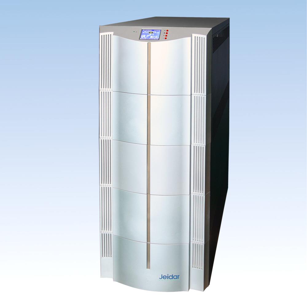 JY150L31/15KVA/384-348VDC 长延时机三进单出 UPS电源