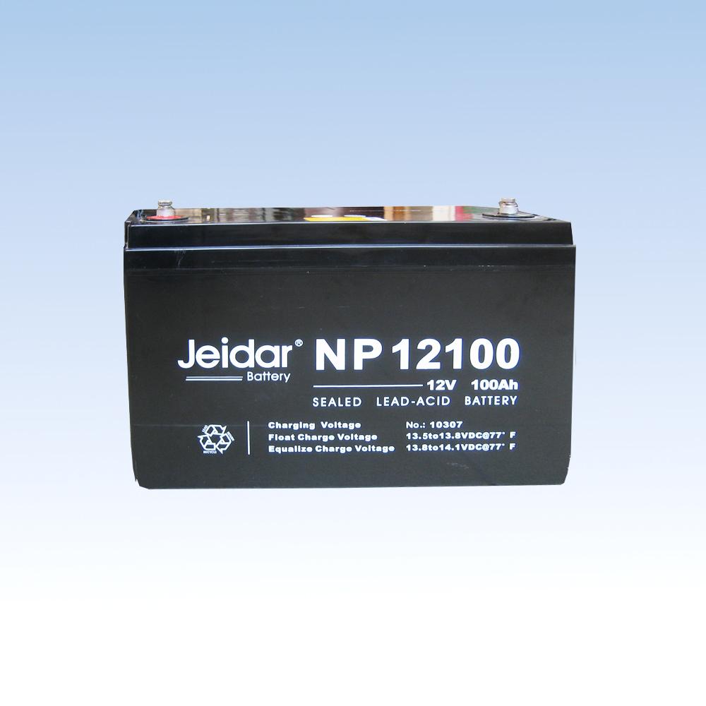 铅酸免保护蓄电池NP12100/12V/100AH