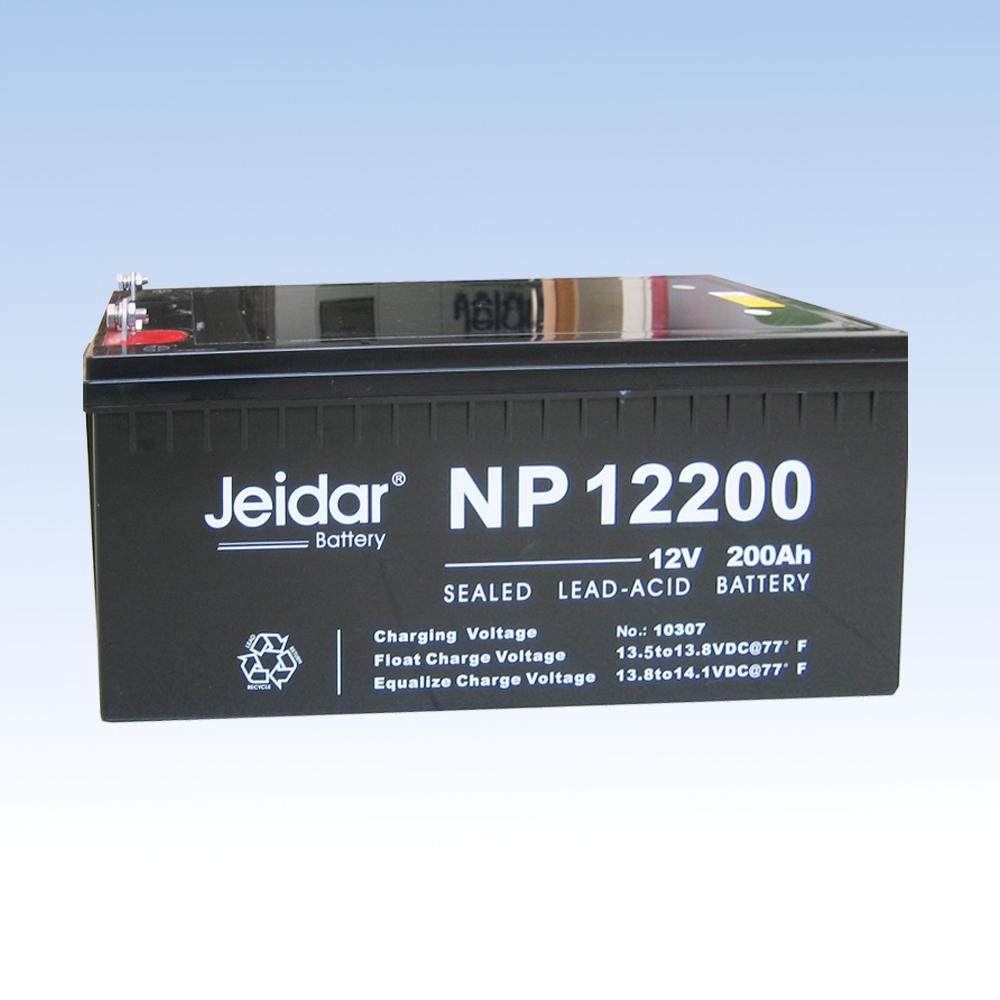 铅酸免维护蓄电池NP12200/12V/200AH