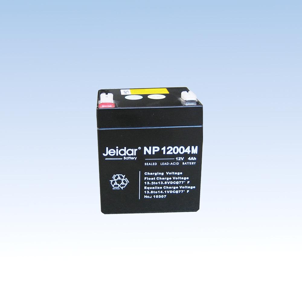 铅酸免维护蓄电池NP12004/12V/4AH