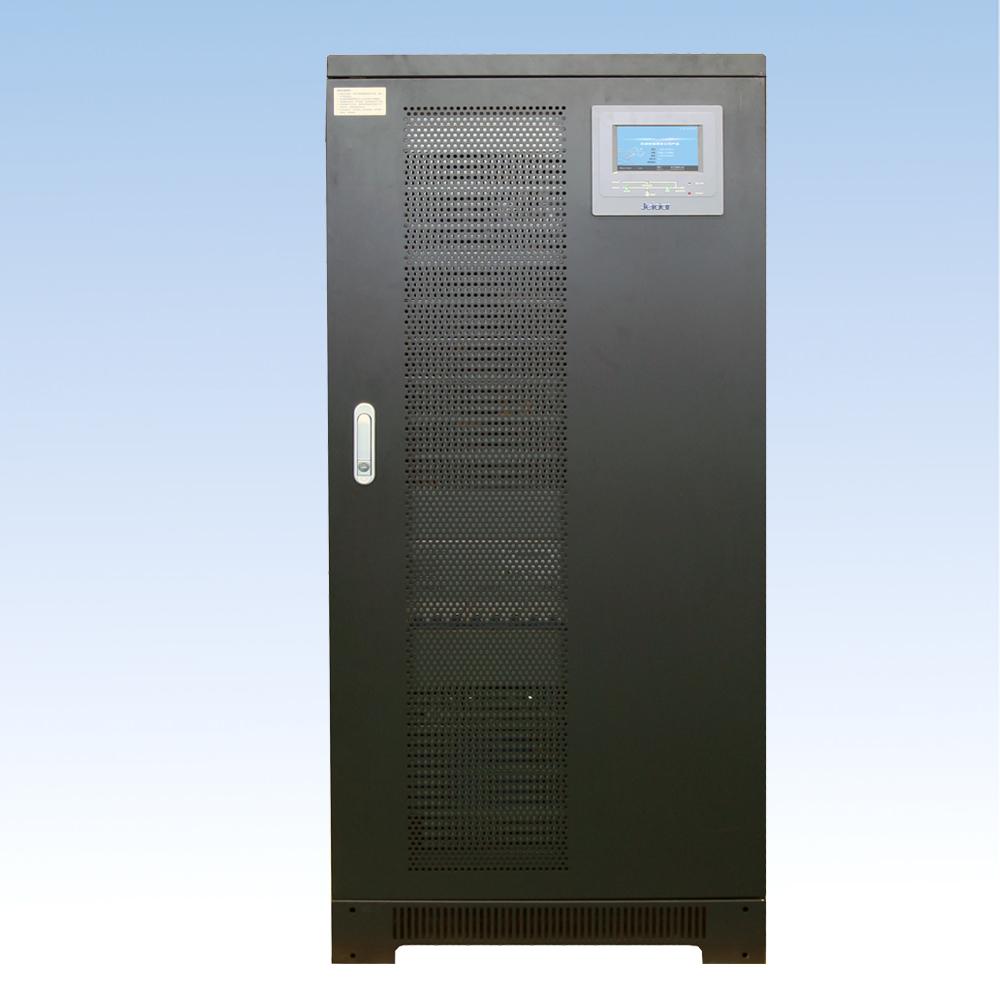 三相在线 工频  RP600L33/60KVA(28-32节电池可选)0.8/0.9功率因素三进三出UPS电源