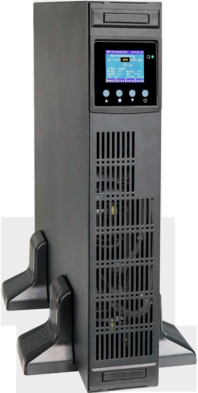 單相在線高頻BH30S/6KVA標機(內置7AH*6/8節)UPS電源
